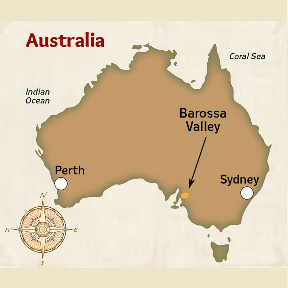 Barossa Valley A Tiny Australian Wine Region That Packs a Big