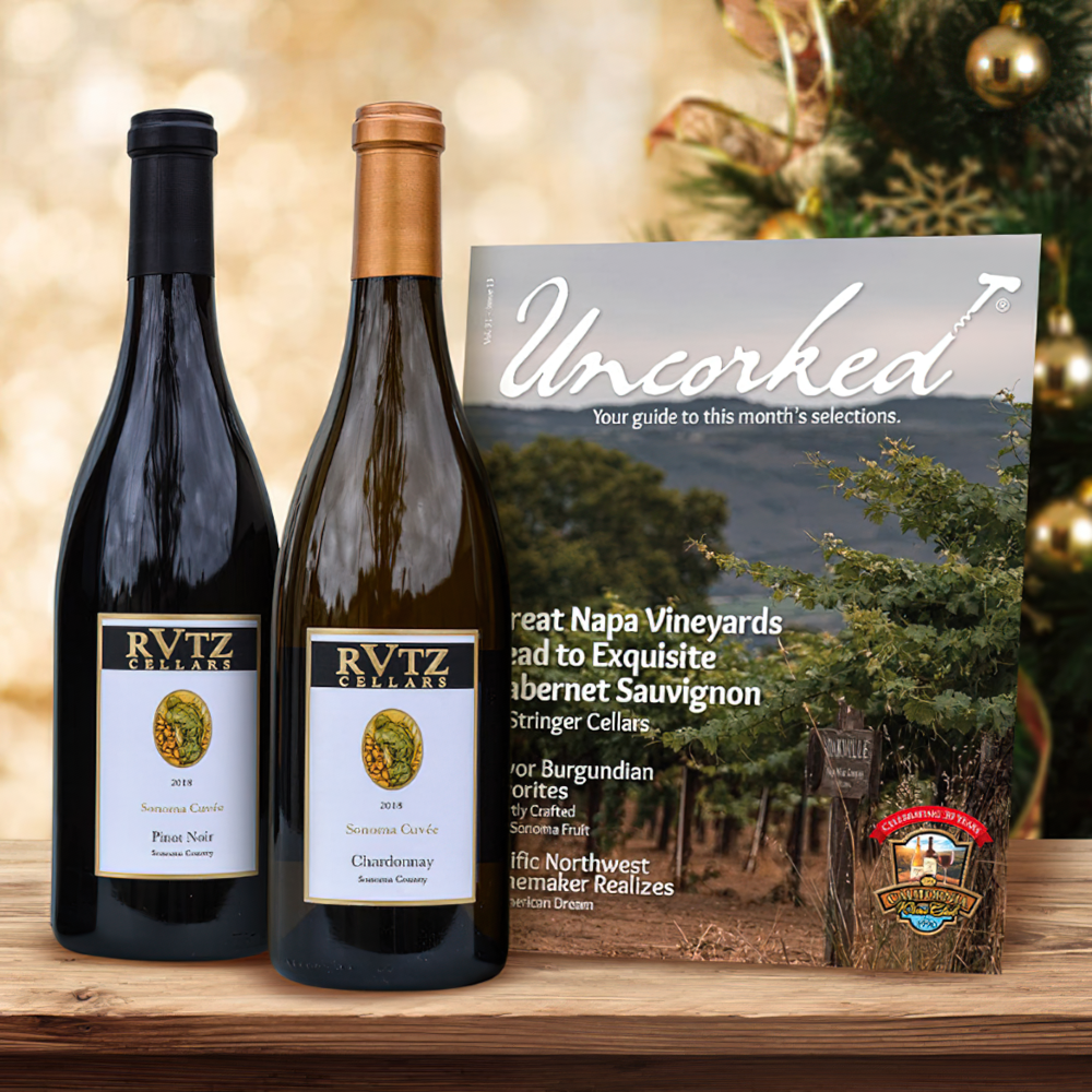 Wine Club Gifts For The Holidays