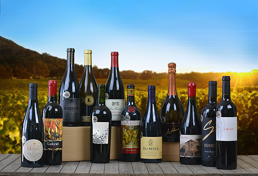 Try a Wine Club Membership for...