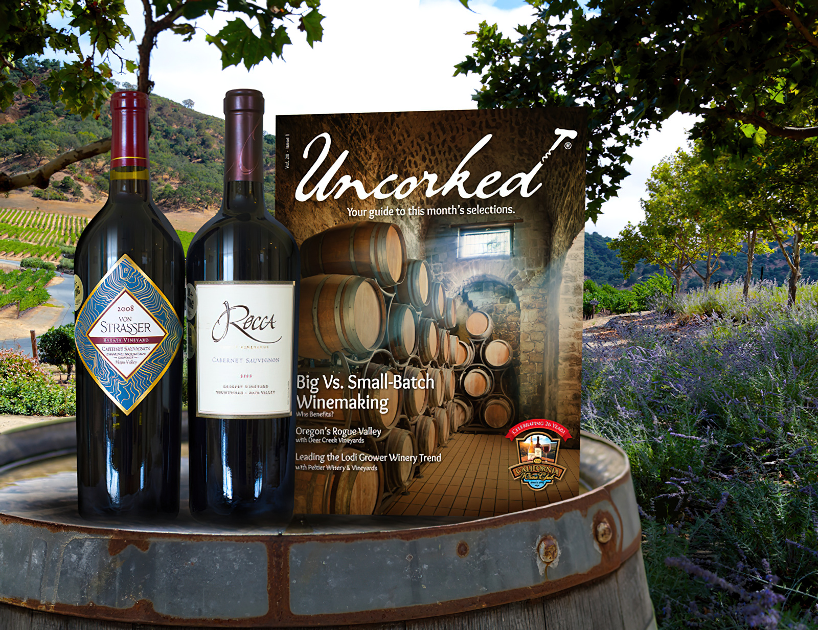 Aged Cabernet Series Ongoing Membership - Quarterly Delivery plus size,