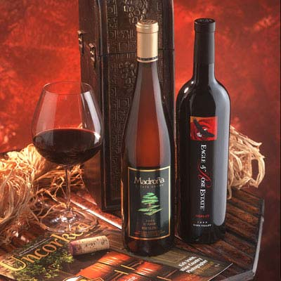 The California Wine Club 6-Month International Red Wine Gift Membership