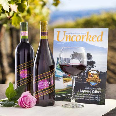 The California Wine Club: Huge Affiliate Potential with Datafeeds