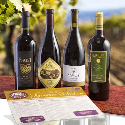 The California Wine Club 3-Month Signature Gift Membership