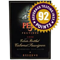Peju Province Winery 2000 Estate Bottled Cabernet Sauvignon Reserve