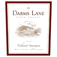 Darms Lane Wines 2007 Cabernet Sauvignon, Bon Passe Vineyard