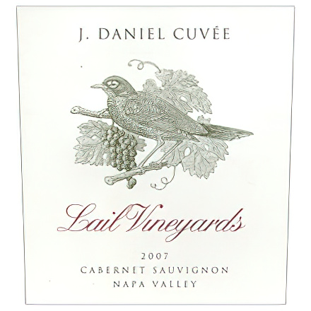Lail Vineyards 2007 J. Daniel Cuvee Napa Valley Cabernet Sauvignon