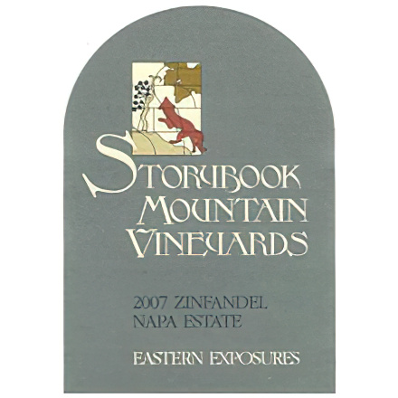 Storybook Mountain Vineyards 2008 Eastern Exposures, Napa Valley Zinfandel