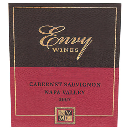 Envy Wines 2007 Napa Valley Cabernet Sauvignon