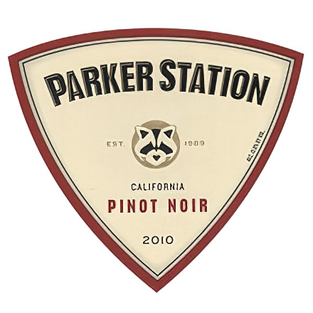 Fess Parker Winery & Vineyards 2010 Parker Station Pinot Noir