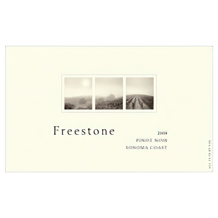 Freestone Vineyards 2008 Sonoma Coast Pinot Noir