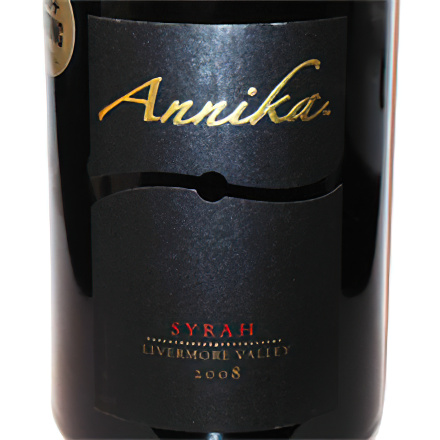 Annika Vineyards 2008 Livermore Valley Syrah