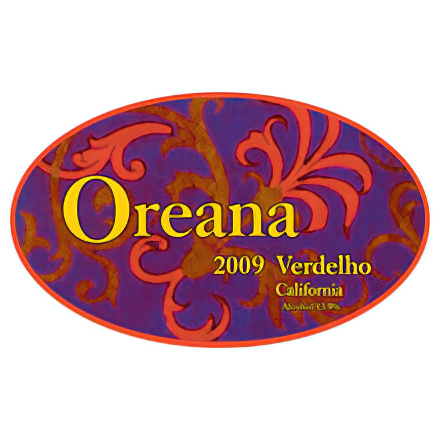 Oreana Winery 2009 California Verdelho