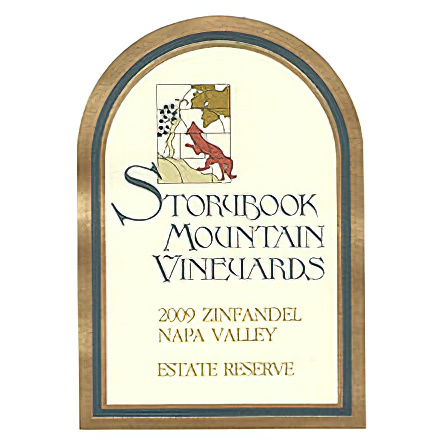 Storybook Mountain Vineyards 2009 Estate Reserve Napa Valley Zinfandel
