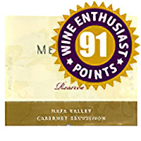 Merryvale Vineyards 2001 Reserve Napa Valley Cabernet Sauvignon