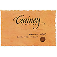 Gainey Vineyards 2007 Santa Ynez Valley Merlot