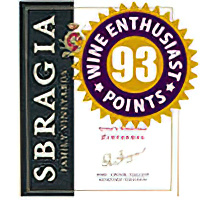 Sbragia Family Wines 2009 Gino's Vineyard, Dry Creek Valley Zinfandel