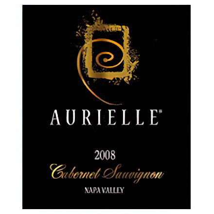 Aurielle Vineyards 2008 Napa Valley Cabernet Sauvignon