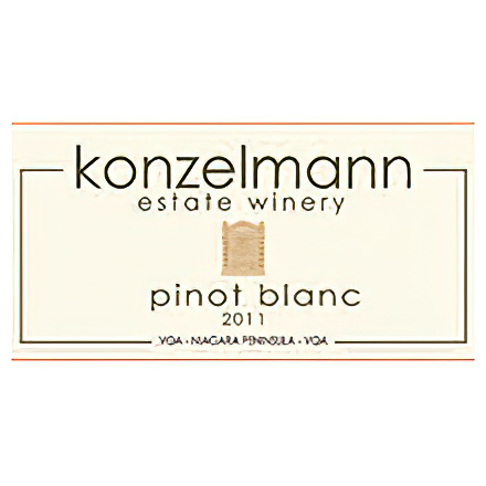 Konzelmann Estate Winery 2011 Pinot Blanc
