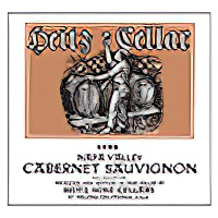 Heitz Wine Cellars 1998 Napa Valley Cabernet Sauvignon, Martha's Vineyard