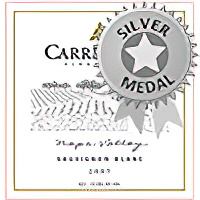 Carrefour Vineyards 2007 Napa Valley Sauvignon Blanc