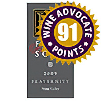 Baldacci Family Vineyards 2009 IV Sons Fraternity Napa Valley