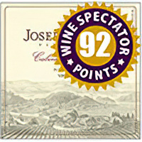 Joseph Phelps Vineyards 2000 Napa Valley Cabernet Sauvignon