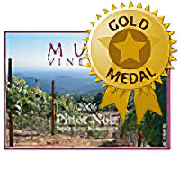 Muns Vineyard 2006 Santa Cruz Mountain Pinot Noir