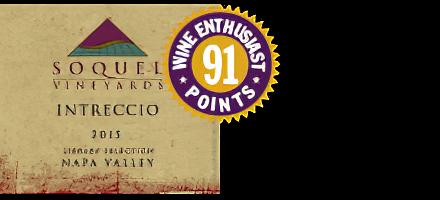 Image of Soquel Vineyards 2015 Intreccio Library Selection Napa Valley Red