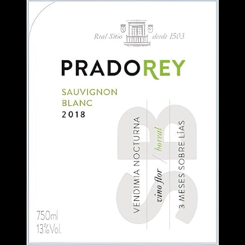 Pradorey 2018 Vino de la Tierra de Castilla y León Sauvignon Blanc