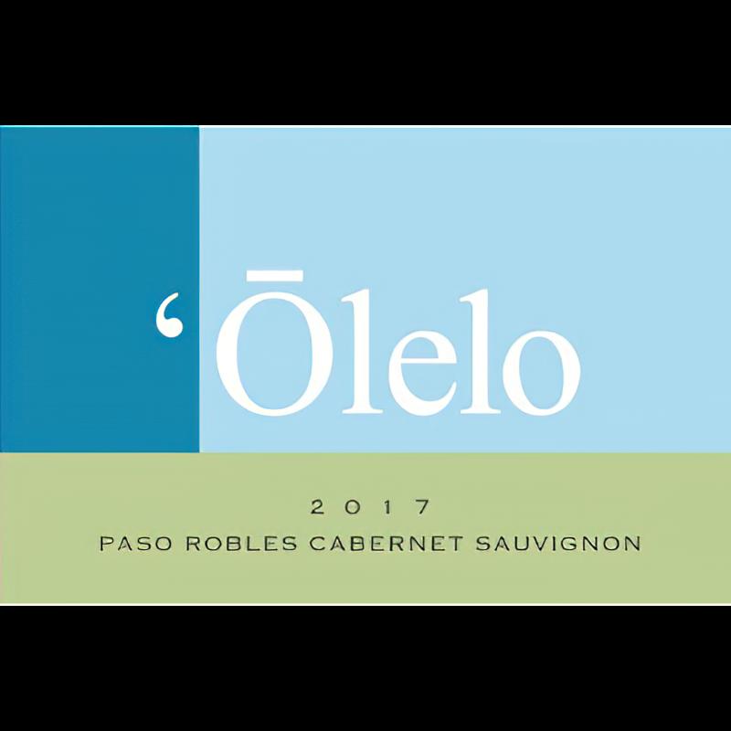 'Ōlelo Wines 2017 Paso Robles Cabernet Sauvignon