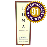 Luna Vineyards 2006 Napa Valley Cabernet Sauvignon