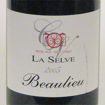 Chateau de la Selve 2005 Beaulieu (Red Blend)