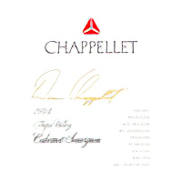 Chappellet Winery 1998