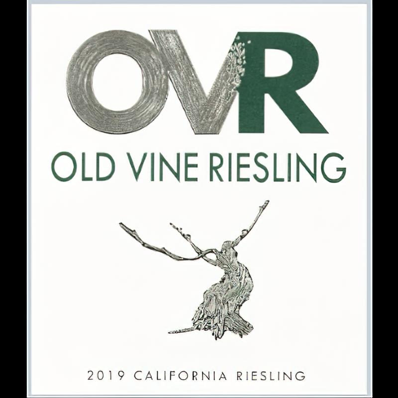Marietta Cellars 2019 OVR California Old Vine Riesling