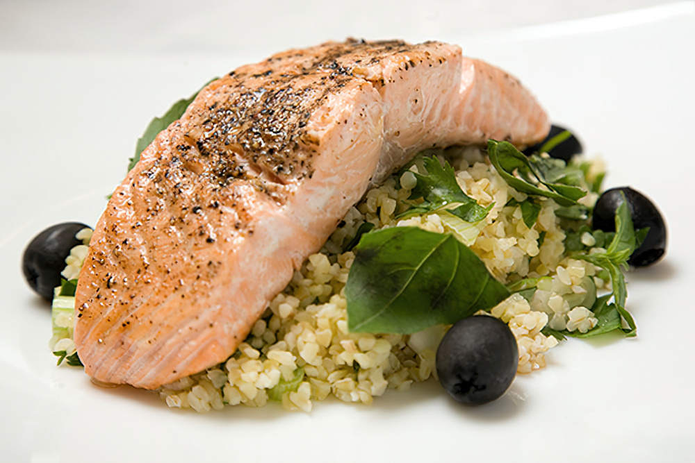 Food and Wine Pairing: Wild Salmon Recipe with Pinot Noir